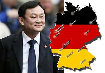 Thaksin Shinawatra No longer banned from entering Germany