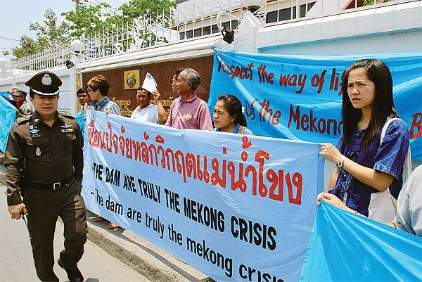 Decision Looms for Laos Proposed Xayaburi Dam
