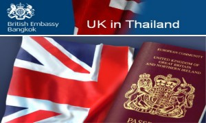 British Embassy Survey for UK Expats in Thailand