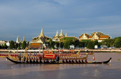 Royal Barge Procession to Start October 22, 2011