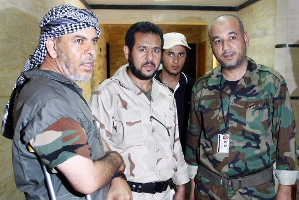 Libyan Top Rebel Military Commander Claimes he was tortured by US Agents in Thailand