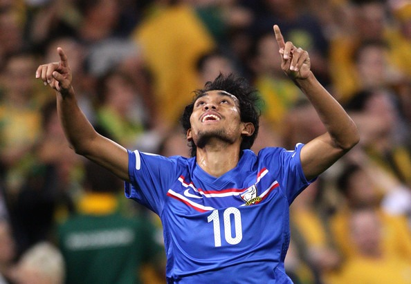 Thailand To Face 2009 Gulf Champions Oman