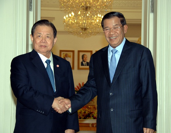 Cambodia and Thailand Back on Good Term