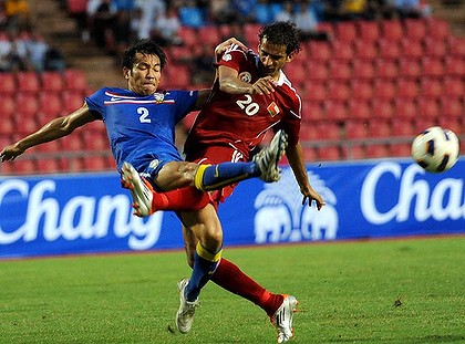 Thailand Wins Over Oman in World Cup Qualifier