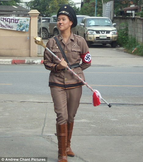 Thai Student Nazi Dress-Up day Causes Outrage