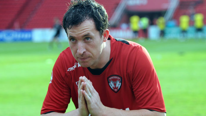 Robbie Fowler as the acting Head Coach