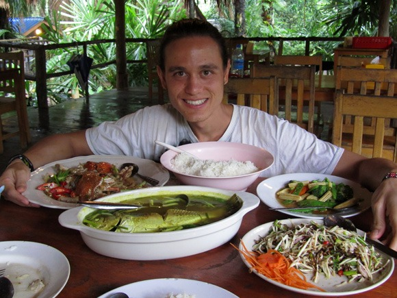 Getting a Taste of Chiangrai