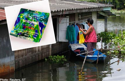 Free Condoms for Thailands Flood Victims