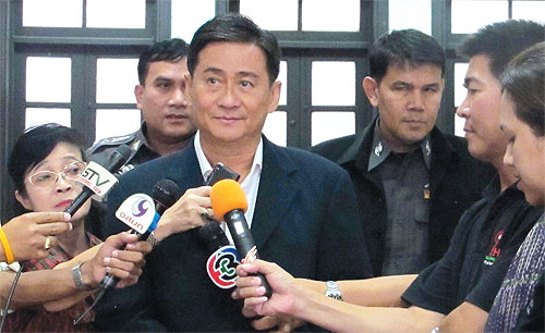 Deputy Prime Minister Chalerm Yubamrung Probes Chinese Sailor Killings