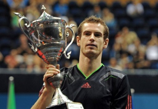 Britain's Andy Murray Wins Thailand Open