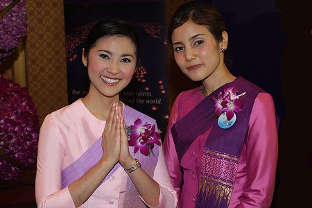 Thai Tourisum Authorities Miracle Thailand Year Campaign