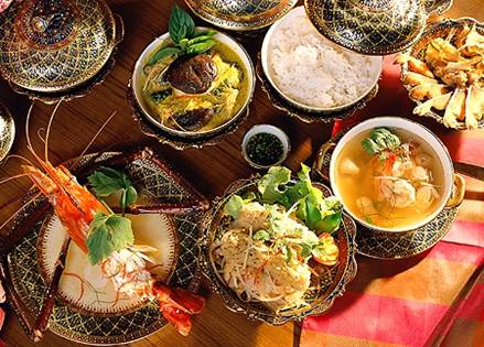 The Healing Power of Thai Food