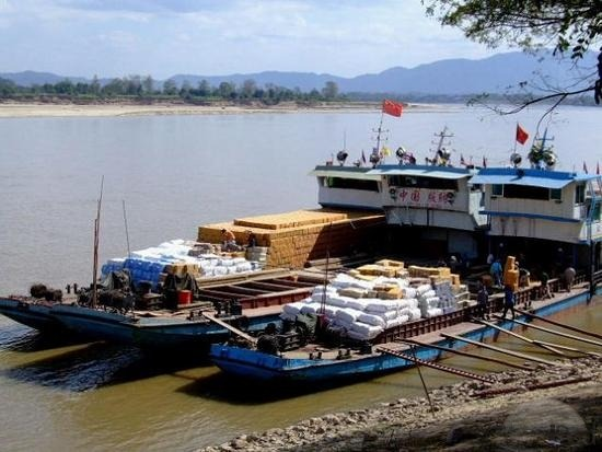 Beijing has Suspended Chinese Ships from the Golden Triangle