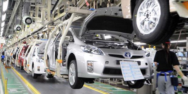 Japanese Car Manufacturers to Resume Production - Chiang ...