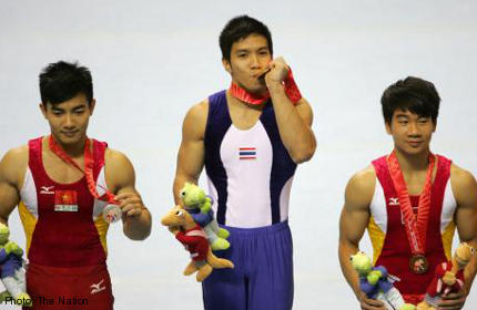 Thailand Takes Gold at SEA Games in Indonesia