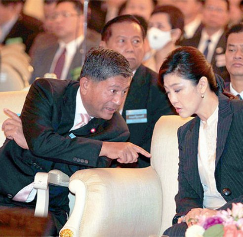 Chiangrai Governor Transfered in Cabinet Shuffle
