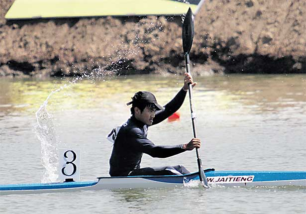 Three Gold Medals for Thailand 26th SEA Games