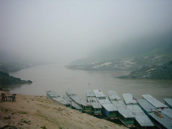 Deadly fog on the Mekong with China and Thailand