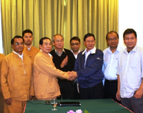 Thein Sein's 'Bold Peace Initiative' Gives Hope