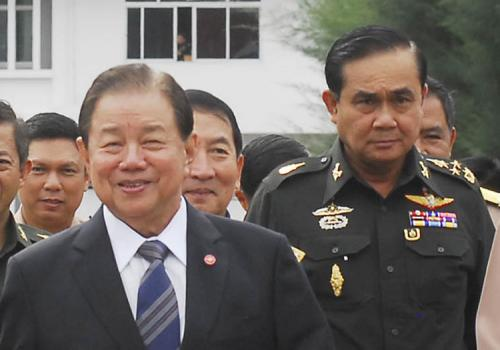 Prayuth Weary of Government Mission on Chiangrai's Mekong