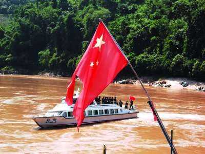 China Takes Control of Upper Mekong
