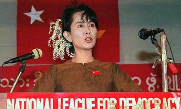Aung San Suu Kyi is to Register her Political Party this Week