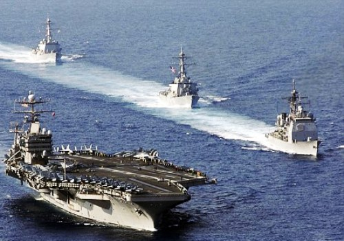 U.S. Navy Looks to S.E. Asia for Naval Bases