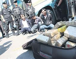 600 Million Baht Bust in Chiang Rai