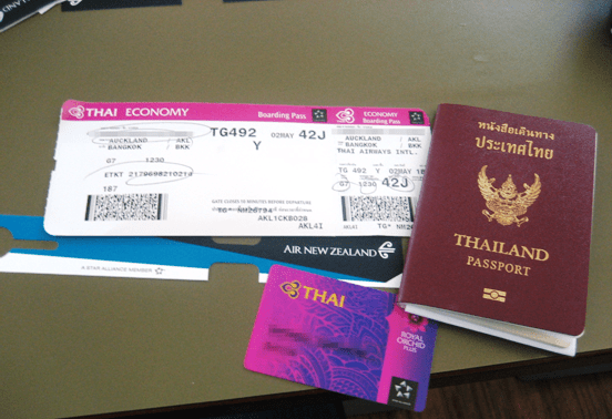 The Thai Passport Where Can You Go Without a Visa