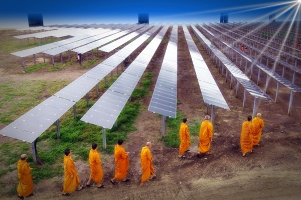 Thailand's Largest Solar Plant Begins Commercial Operation