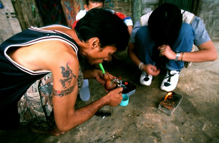 More than 1.2 million Thais are addicted to Drugs