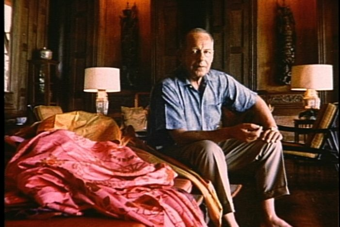 """""""Silk King"""" Jim Thompson Remains a Daily Presence in Thailand"""