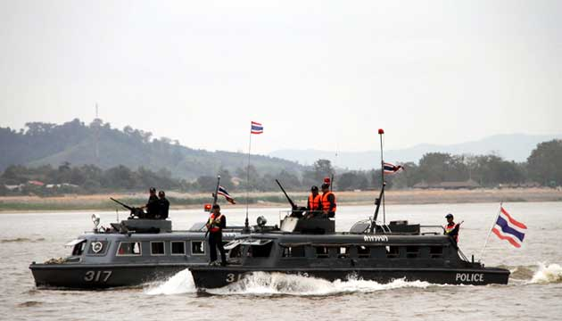 Thai Mekong Riverine Operation Unit to be Expanded