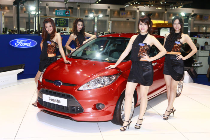 Ford Thailand Kicks off 2012 with Record Sales.