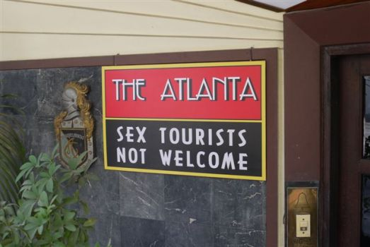 Welcome to Thailand: No Sex Tourists, Please