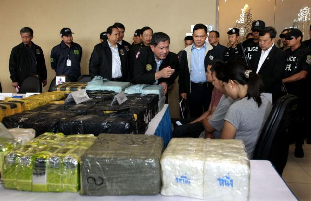 Chalerm wants Drug Smugglers Executed Faster