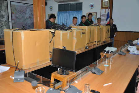 Police Catch Traffickers with 800M Haul of Drugs