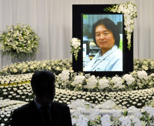 Thailand to offer Compensation for Japanese Cameraman's Death