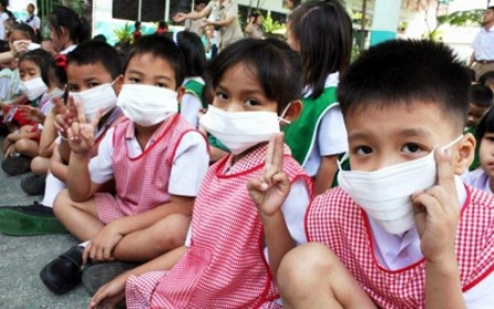 Government Say's Haze level Unhealthy in Northern Thailand