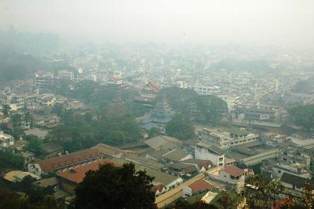 Environment Minister Say's Haze in Chiang Rai to Worsen
