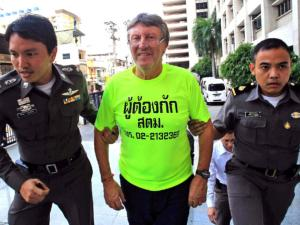 Vito Palazzolo Appears in Bangkok Court