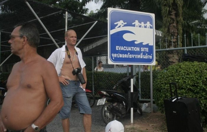 Tsunami Fears Over for Thailand