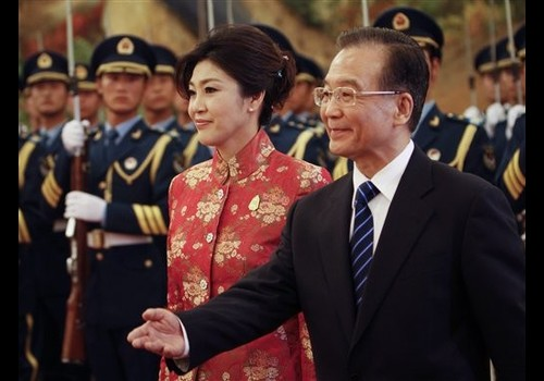 Thailand and China Reaffirm Economic Ties