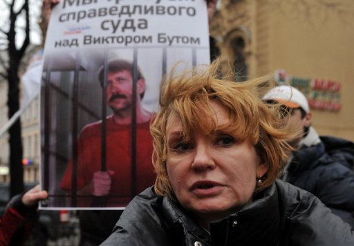 U.S. Court to Sentence Russian 'Death Merchant' Viktor Bout