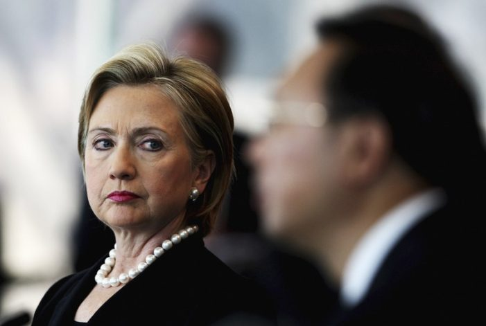 Secretary of State Hillary Clinton says China is Good for America