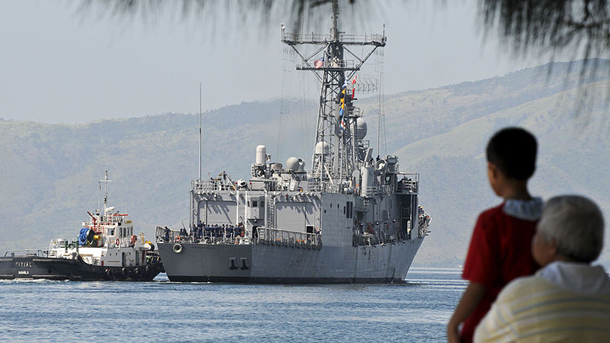 Philippines asks USA for Help to Rebuild it's Navy