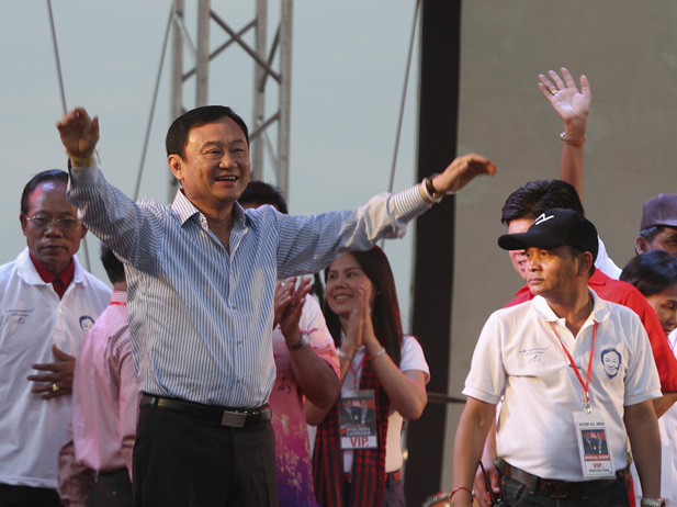 Thaksin Will Return it's Just a Matter of When