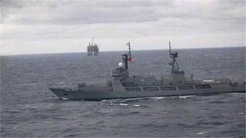 Thailands New Role with the South China Sea