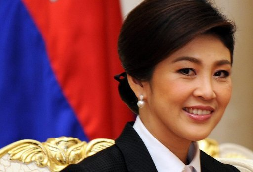 Prime Minister Yingluck Shinawatra Says No Reform of Royal Defamation Law