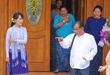 Aung San Suu Kyi's Comments Over Foreign Investment a Concern